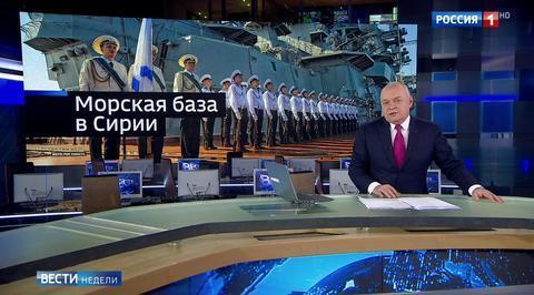 Россия получила военно-морскую базу в сирийском Тартусе