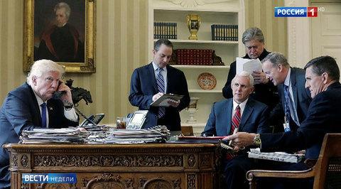 Разговор Путина и Трампа прошел в позитивном и деловом ключе