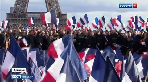 Ле Пен могут посадить за записи в Twitter
