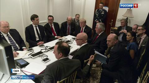 Трамп может стать чужим среди своих