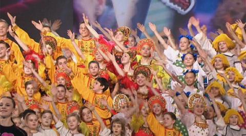"""Гала-концерт третьего фестиваля детского танца """"Светлана"""""""