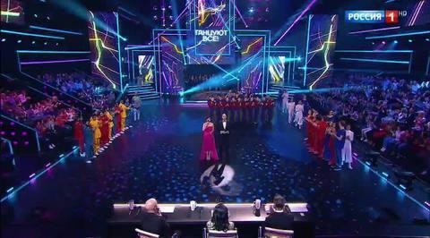 Танцуют все! Эфир от 07.05.2017