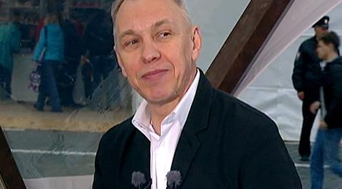 """Книжный фестиваль """"Красная площадь"""" в прямом эфире. Александр Ф. Скляр (включение 6 июня 18:30)"""
