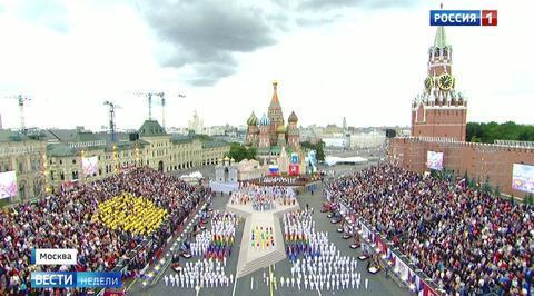День Москвы: столица помолодела и ждет гостей
