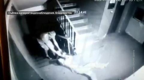 Во Владивостоке пенсионерка, защищаясь от грабителя, сражалась до последнего
