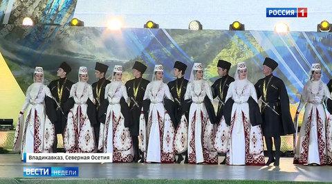 Фестиваль культуры и спорта народов Кавказа: традиции уважения и чести