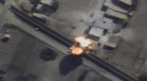 Ударами ВКС России в Сирии уничтожены более 200 боевиков