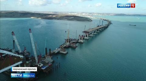 Крымский мост выдержит и ветра, и землетрясения