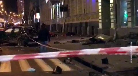 Шестеро погибших: в Харькове внедорожник Lexus врезался в толпу