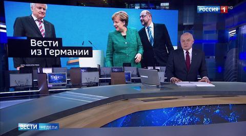 В Германии договорились о Большой коалиции