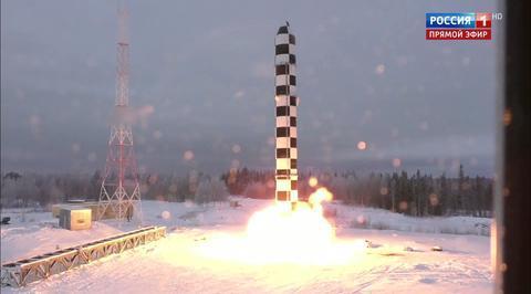 В России начались испытания ракет