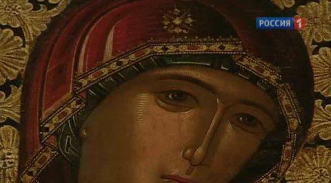 Иверская икона Богоматери вернулась в Церковь