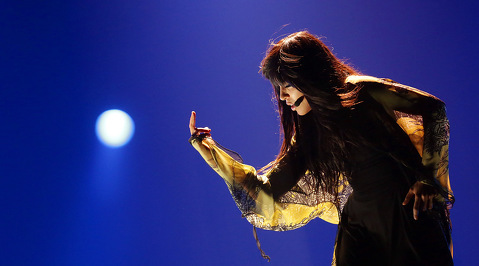 Eurovision 2012. Final. №17. Loreen (Sweden)