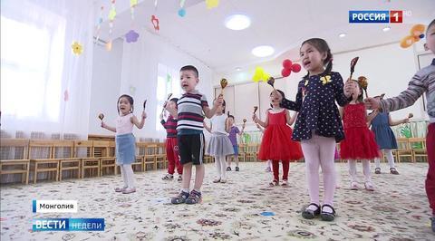 Русский язык доказал свою живучесть в Монголии