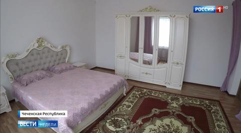 В Шали открыт новый жилой комплекс