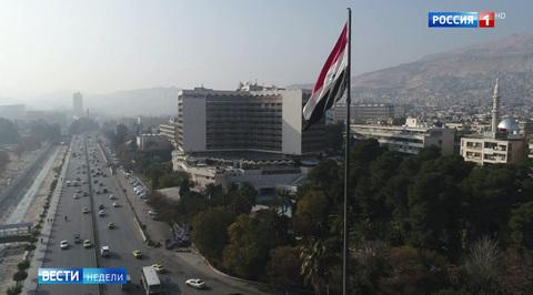ZDF – об ударе по Сирии: остается надеяться лишь на рационализм Путина