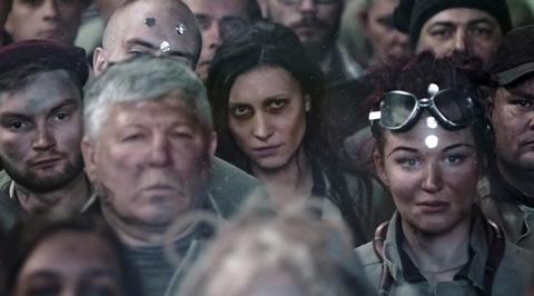 Горячая Северия Янушаускайте – Черновик (2020)