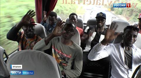 Мигранты и цыгане в Италии: перепись пытаются выставить геноцидом