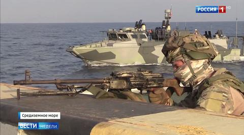 Россия провела уникальные военные учения