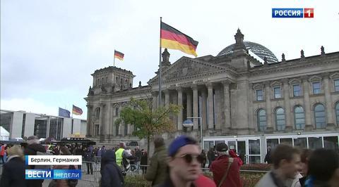 Немцы разочарованы не только Меркель, но и итогами объединения Германии