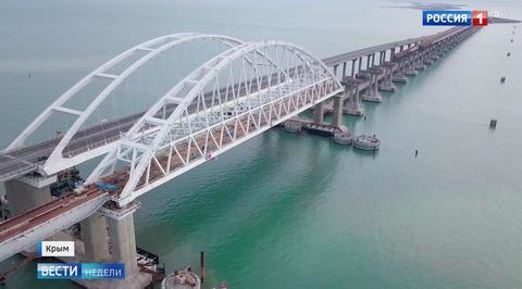 Открытие Крымского моста – историческое событие