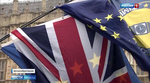 Британии грозят спад экономики и хаос на границе