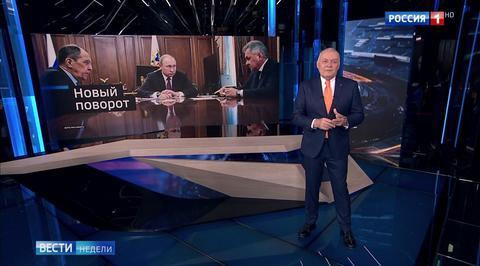 Путин – о размещении оружия: мы первыми не начинаем