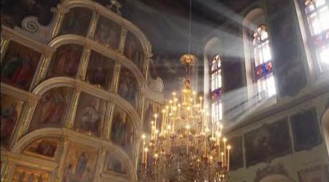 Человек перед Богом. Елеосвящение и отпевание