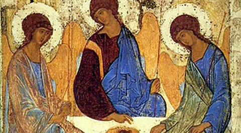 Лето Господне. День Святой Троицы
