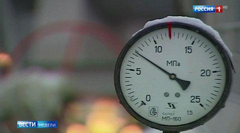 Ненормальная ситуация: на Украине – газовая паника