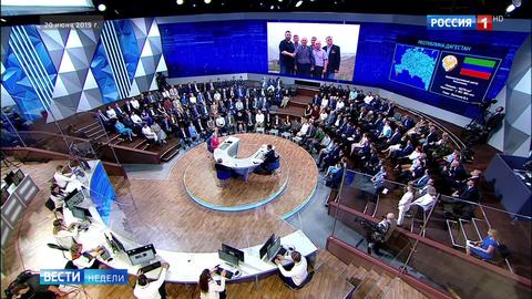 Дагестанский экспромт на