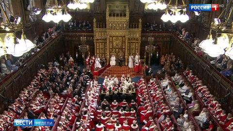 Деградация британской элиты: Brexit стал похож на сериал