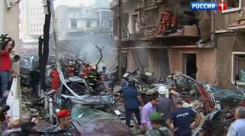 Теракт в Ливане спровоцировал беспорядки