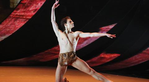 Большой балет – 2012. Sms-голосование. Пятый конкурсный день