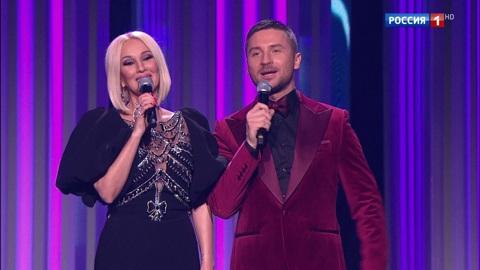 Главное новогоднее телевидение-2020. Песня года. Часть 2