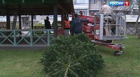 У Дании чуть не украли Рождество
