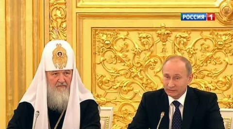 Патриарх Кирилл: без духовных ценностей жизнь человека очень трудна