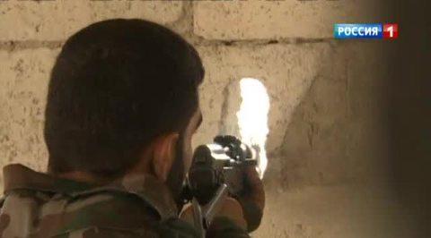 Сирийская рулетка. Хроника одного боя