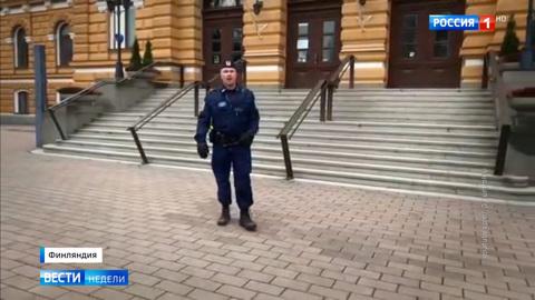 Самый самоизолированный народ, полицейский тенор и народный флешмоб