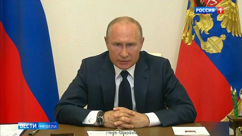 Вакцина, поддержка, новый режим: ситуация в России
