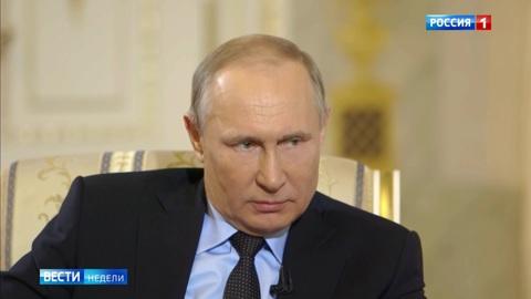 Путин рассказал неизвестные подробности исторического марш-броска