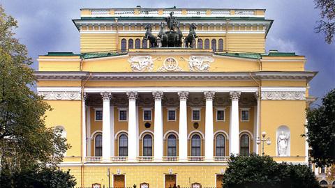 ВАлександринском театре пройдет премьера Театральной лаборатории Яны Туминой