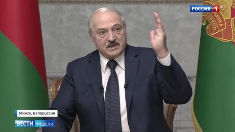 Лукашенко объяснил происходящее на примере квадратов