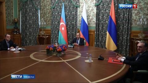 Атмосфера переговоров в Москве была наэлектризованной