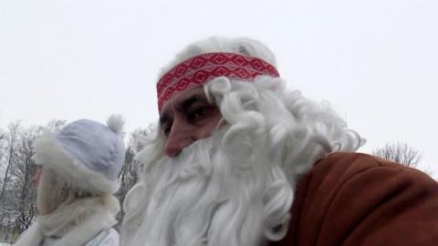 Типичная Украина. Источники новостей, Старый Новый год по-белорусски