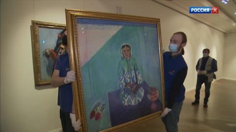 Картины из собрания братьев Морозовых покажут в Париже