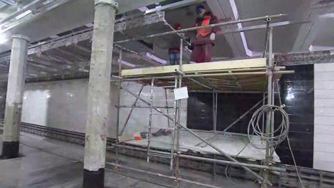 """Вести-Москва. Наполовину готова: какой будет """"Каховская"""" после масштабной реконструкции"""