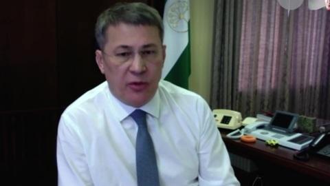 5-я студия. Радий Хабиров о ковид-паспортах в Башкирии