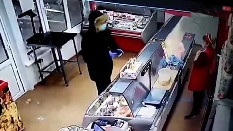 Вести. Волгоградец дважды пытался ограбить один и тот же магазин