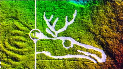 Вести. Хабаровские ученые обнаружили на знаменитой Киинской писанице неизвестные петроглифы